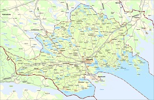 karta över nyköpings kommun Bildgalleri   KOMMUNBYGDERÅD för Nyköpings landsbygd karta över nyköpings kommun