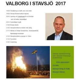 Valborg i Stavsjö