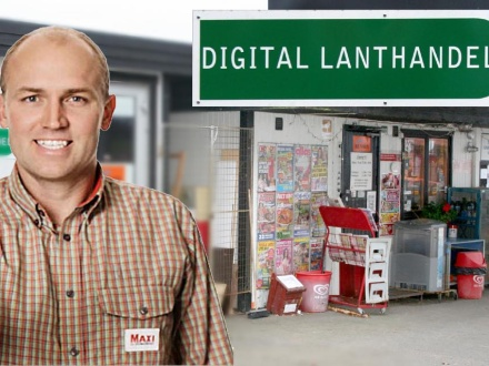 Digital Lanthandel