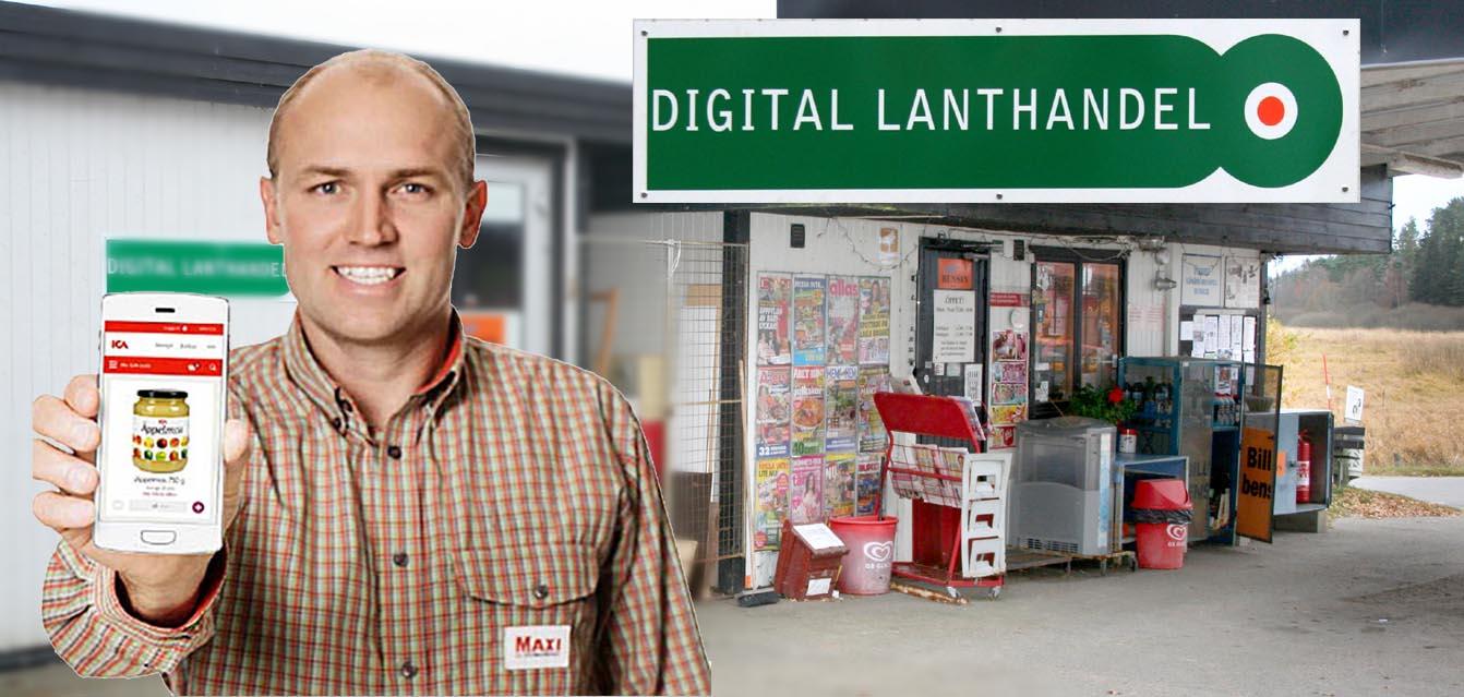 Digital Lanthandel