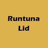 Runtuna, Lid