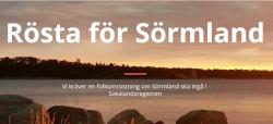 Rösta för Sörmland