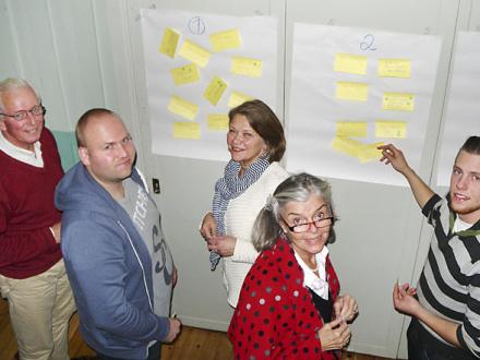 Samverkan och engagemang
