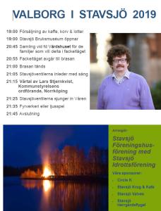 Valborg 2019